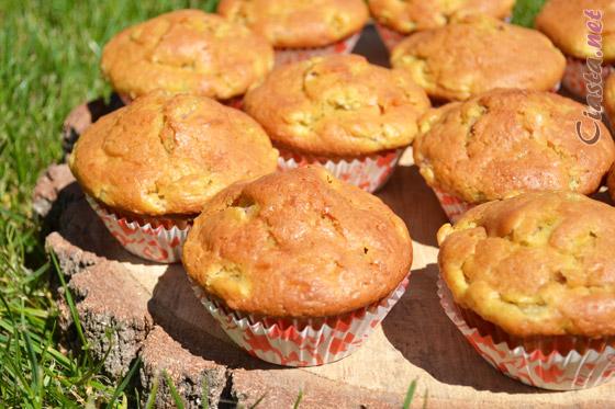 Ciasta Net Orkiszowe Muffiny Z Rabarbarem